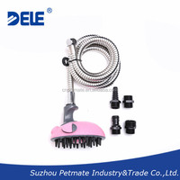 New Product 2015 Innovative Multifunctional Pet Shower Pet Bath Apparatus Convenient for Dogs Grooming and Cleaning