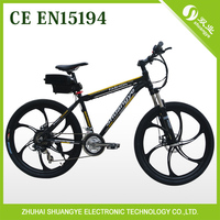 26 magnesium wheel giant electric mountain bicycle A6-3