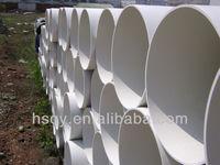 Large Diameter PVC Sewer Pipe