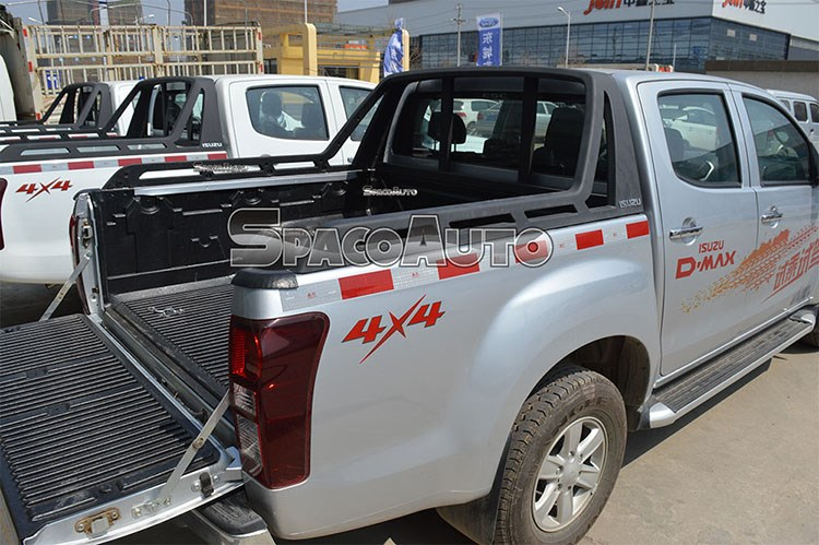 Double Cab Bedliners for Isuzu Dmax 2003+