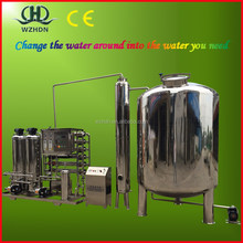 3T/H High quality deionized purified water system