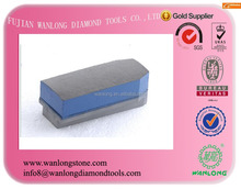 diamond polishing block Diamond Fickert Diamond Abrasive resin grinding block for Granite