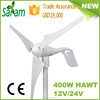 wind turbine generator 450W for home use