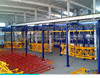 Q58 piled and released type shot blast cleaning machine