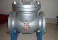Superventas 125LB fundición de hierro / latón / bronce válvula de retención
