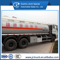 Hot product! Chinese Dongfeng Tianlong 6x4 oil product tanker sale
