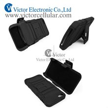 2014 Novelty cell phone accessories new style super combo case for iPhone 5