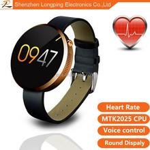 Round display s6 smart watch for samsung galaxy gear smart watch
