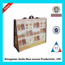 wholesale fashion cheap eco laminated non woven bags