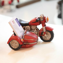 gh1028-06 Christmas ornaments motorbike book case