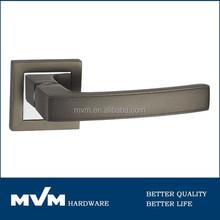 Mvm aluminio cerradura de la puerta manija para puerta interior A1673E8 SBN + CP