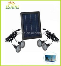 80 hours lighting portable solar lighting system for rural area,poor countries,Islands