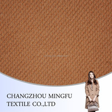 Women grament scales or Water ripples design fabric, jacquard wool fabric
