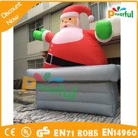 new Santa Claus Inflatables holiday