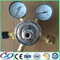 gas pressure regulator for hydrogen industrial gas
