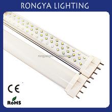 22w led pll replacement light 2g11 led plug lamp