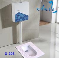 Wall hanging toilet tank water tank toilet pp toilet tank