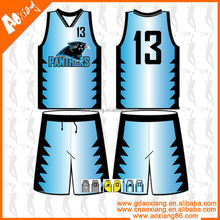 Nearest team cheering cool customized professional basketball jersey