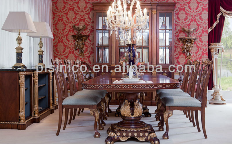 luxury dining room furniture set antique classical dining