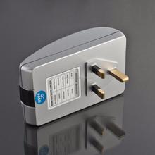Energy Saver Box Power Electricity Saving Box Save Electricity Bill & EU/US/UK plug