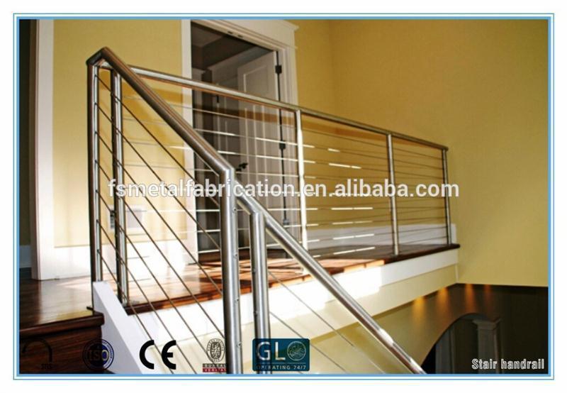 edelstahl standard gel nderh he f r treppen terrasse gel nder modelle. Black Bedroom Furniture Sets. Home Design Ideas