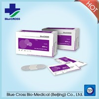 Medical Products One Step Anti-HIV 1+2 Saliva Test Kits (Colloidal Gold)