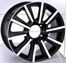 Alloy wheel for SUV, 18x8.5 wheel rims, 150x5 alloy wheels for cars china wholesale
