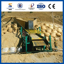 Complete Processing Line Gold Mining Equipment with Strong Power