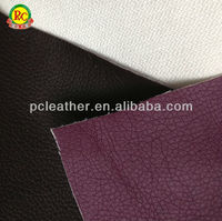 sofa pu leather soft semi pu leather for furniture cover