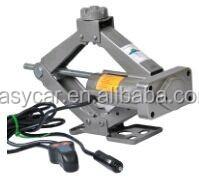 Easycar 1000kgs DC 12V electric scissor car jack
