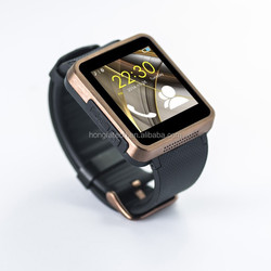 2015 stylish bluetooth watch, MTK6260A bluetooth smart watch cell phone smart watch