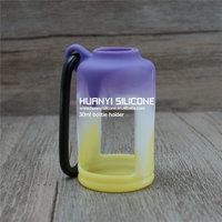 20ml empty Custom Made Glass Ecig Bottles liquid nicotine dropper bottles
