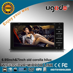 ugode 7inch Android universal TOYOTA rav4 Car DVD GPS Accessories
