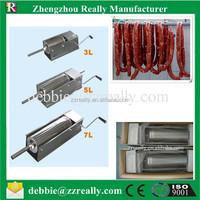 12L capacity sausage stuffing machine