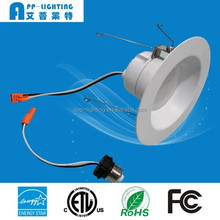 5inch downlight retrofit suitable for damp location 11W 14W UL Energy star