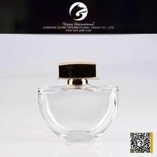 car air freshener perfume bottle, unique shape perfume bottle, glass perfume bottle