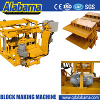 Best selling fault diagnosis system small scale industries eco block machines in india