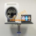 Caliente venta de espejo mágico de la piel facial analizador/3d cara de la cámara