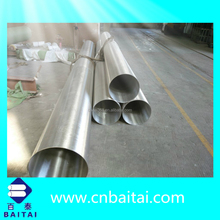 304 304L Baitai 300 series Stainless Steel Welding Pipes 304 and 316L welded steel pipes