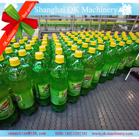 Carbonated Soft Drink Filling Machine (Glass Bottle and Pet Bottle)