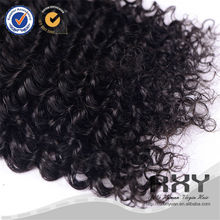 grace hair cambodian kinky curly hair weaves for black women