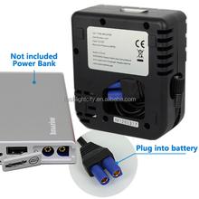 electric air pump for 12v DC car tyre air pump mini air pump for 12V multifunction car jump starter