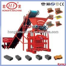 QTJ4-35 Manual Block Making Machine For Sale /Simple Brick Making Machine /Small Brick Making Machine for Sale