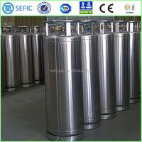 Middle East Market Purity 99.99%Steel DPL Cryogenic Welding Thermal-Insulating Liquid Nitrogen Dewar Tank