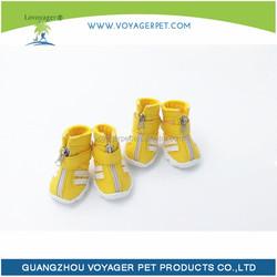 2015 Fashion soft pet boots shoes hot sale shoes boots high quality for wholesale