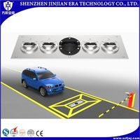 Fixed type Under Vehicle Surveillance System/Car bomb detector/explosice detector