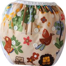 Ohbabyka professional Side Snap Washable Toddlers Training Pants