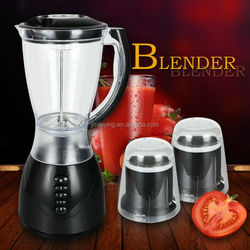 3 in 1 High Quality Electric Blender Juicer