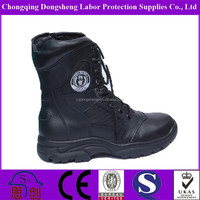 Vintage police government issue military boots