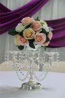 candelabra with flower bowl wholesale candelabras centerpieces for halloween party decoration